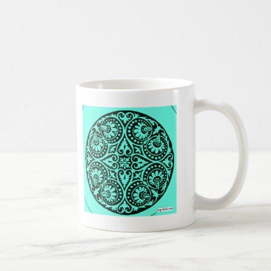 INDIA ART COFFEE MUG