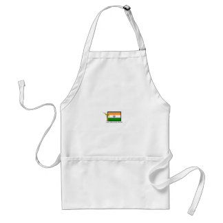 INDIA BANGALORE MISSION LDS CTR ADULT APRON
