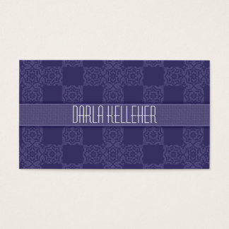 India Blue Business Cards