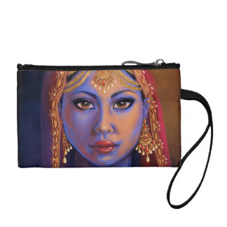India: Bride Coin Purse