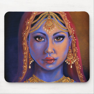 India: Bride Mouse Pad
