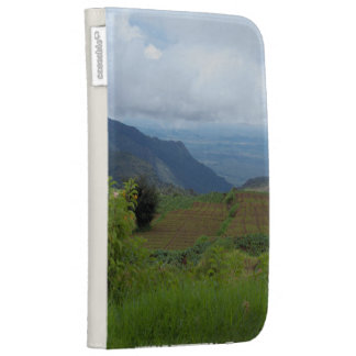 India Countryside Kindle Keyboard Case