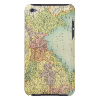 India & Farther India political iPod Case-Mate Case