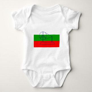 India Flag (1921) Baby Bodysuit