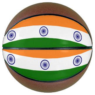 India Flag Basketball