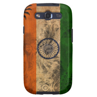 India Flag Samsung Galaxy S3 Cases