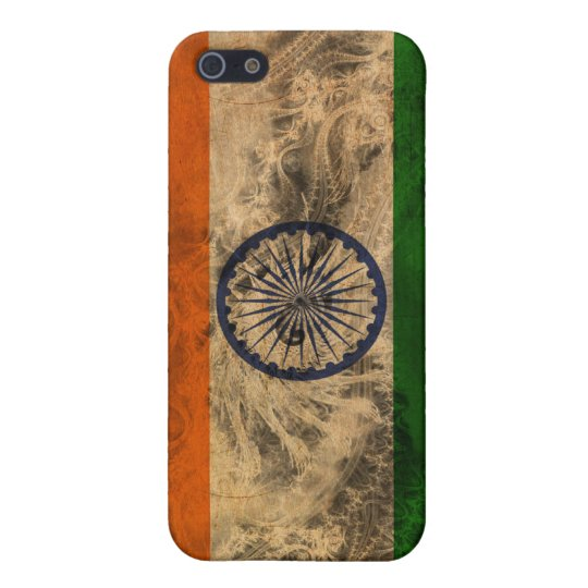 India Flag Case For iPhone SE/5/5s