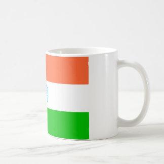 India Flag Classic Mug 11 oz