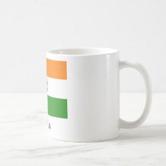 India Flag Coffee Mug