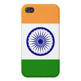 India Flag iPhone Cases For iPhone 4