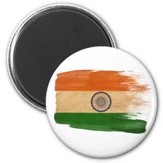India Flag Magnets