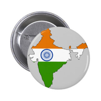 India flag map button