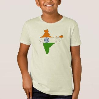 India flag map T-Shirt