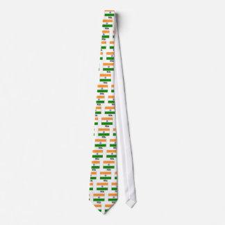 India Flag Neck Tie