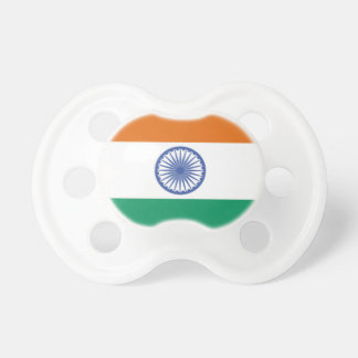 India Flag Pacifier