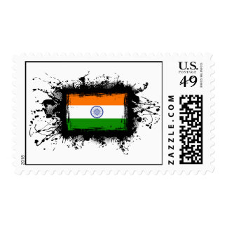 India Flag Postage