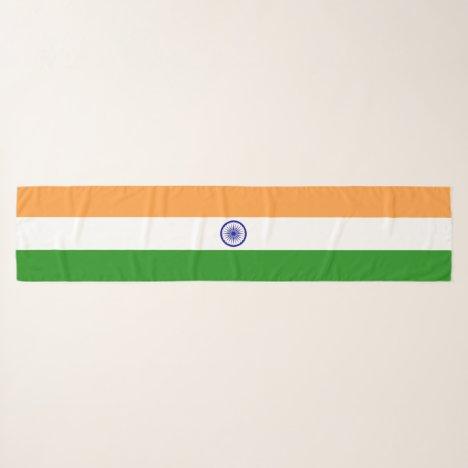 India Flag Scarf