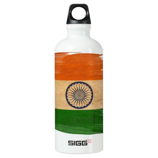 India Flag SIGG Traveler 0.6L Water Bottle