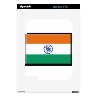 India Flag iPad 2 Skins