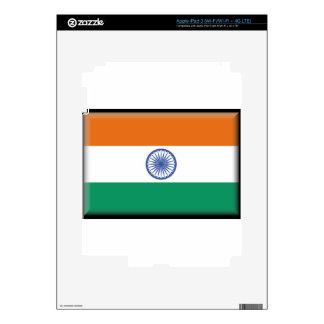 India Flag iPad 3 Skin