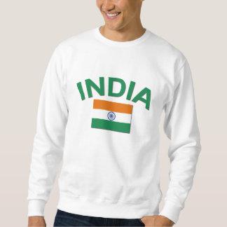 India Flag Sweatshirt