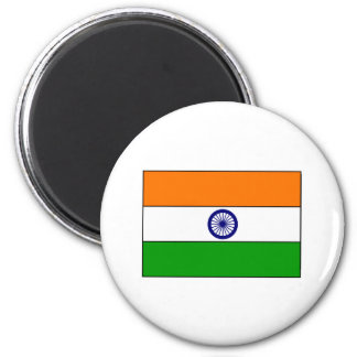 India Flag T-shirts and Gifts Magnet