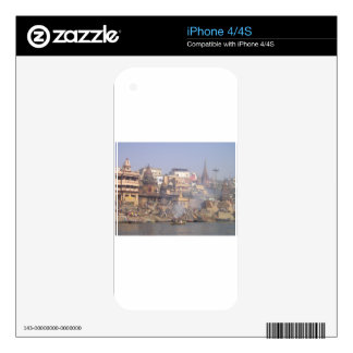 India Ganges River Decal For The iPhone 4S