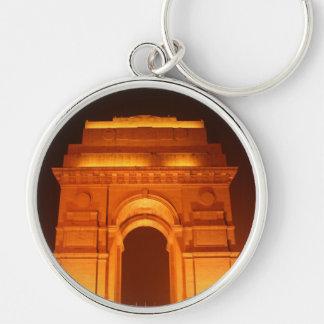 India Gate Delhi India Keychain