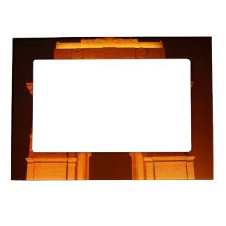 India Gate Delhi India Magnetic Photo Frame