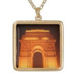 India Gate Delhi India Pendants
