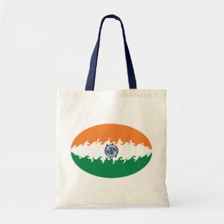 India Gnarly Flag Bag