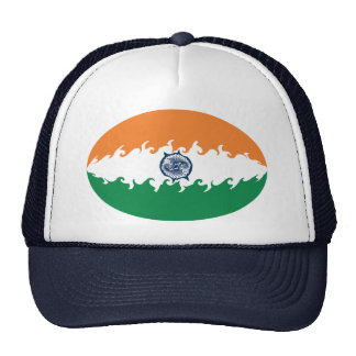 India Gnarly Flag Hat