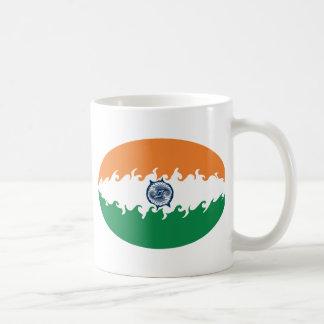 India Gnarly Flag Mug