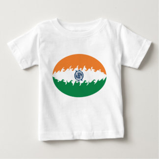 India Gnarly Flag T-Shirt