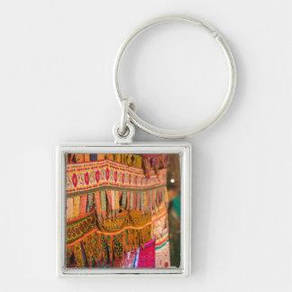 INDIA Goa Baga Saturday Evening Market NR Keychain