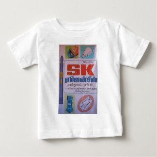 India-Hardware Baby T-Shirt