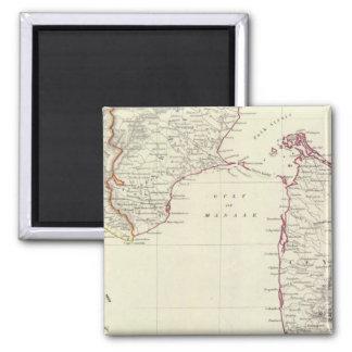 India I and Ceylon Magnet