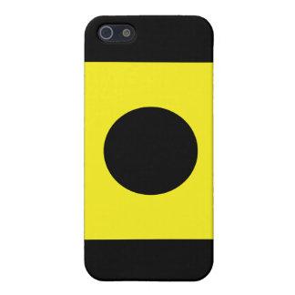 India (I) Signal Flag iPhone SE/5/5s Cover
