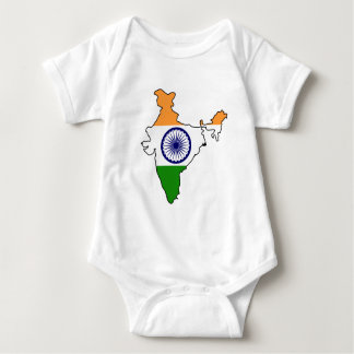India IN Baby Bodysuit