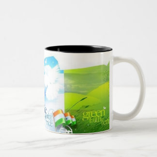India Independence Day Mug