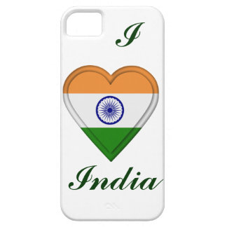 India Indian Flag iPhone 5 Case