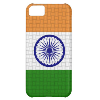 India Indian Flag Cover For iPhone 5C