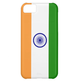 India; Indian Flag Cover For iPhone 5C