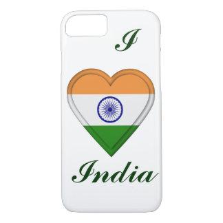 India Indian Flag iPhone 8/7 Case