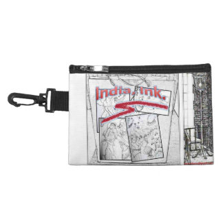 India Ink Accessory Bags