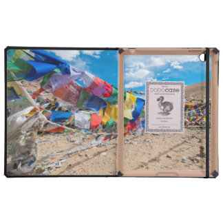 India, Jammu & Kashmir, Ladakh, Namshangla Pass iPad Covers