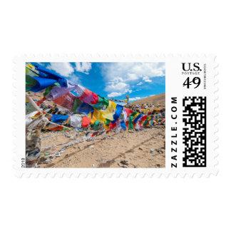 India, Jammu & Kashmir, Ladakh, Namshangla Pass Postage