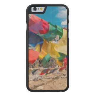 India, Jammu & Kashmir, Ladakh, Namshangla Pass Carved® Maple iPhone 6 Case