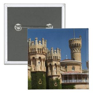 INDIA, Karnataka, Bangalore: Bangalore Palace Button