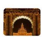 INDIA, Karnataka, Mysore : Majaraja's Palace (b. 3 Vinyl Magnets